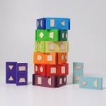 Grimm's Domino geometrische vormen