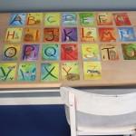 Grimm's Kaarten alfabet A-Z Duits
