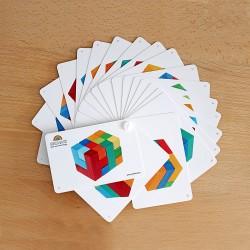 Boekje spelideeën voor Puzzel Vierkant