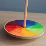 Grimm's Tol regenboog kleuren Goethe