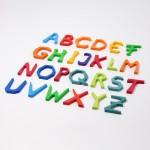 Grimm's houten letter A