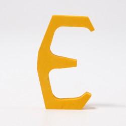 Letter E antroposofisch