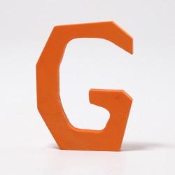 Letter G antroposofisch