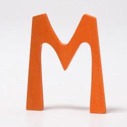 Letter M antroposofisch