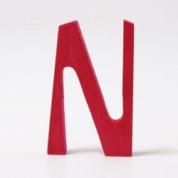 Letter N antroposofisch