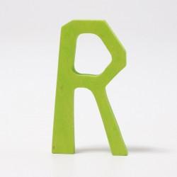 Letter R antroposofisch