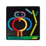 Grimm's Magneetpuzzel Letters maken