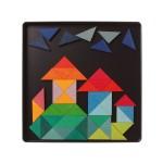 Grimm's Magneetpuzzel driehoeken