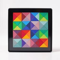 Magneetpuzzel driehoeken