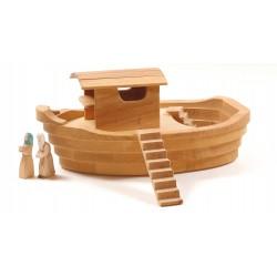 Trap voor Ark van Noach of schip