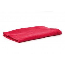 Decoratiedoek rood of karmijn