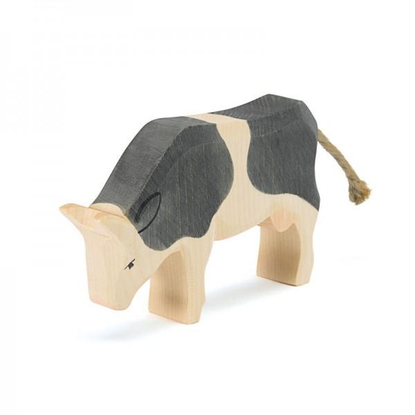 Ostheimer Koe zwart etend