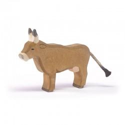 Koe alm staand