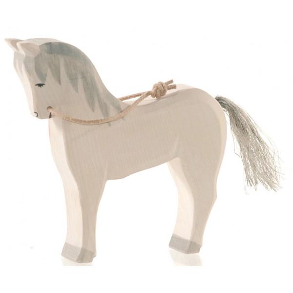 Ostheimer Paard wit of Schimmel