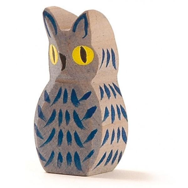 Ostheimer Uil blauw