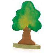 Ostheimer Bomen, struiken en gras