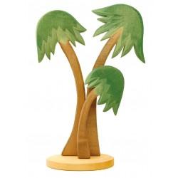 Palmengroep op steun