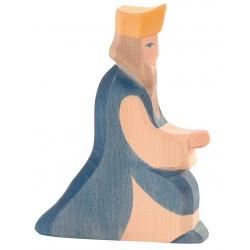 Koning blauw II - SHOWMODEL