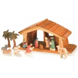 Kerststallen