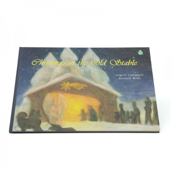 Ostheimer Boek: Christmas in the old Stable (ENG)