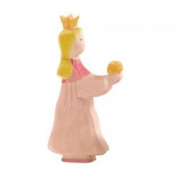 Prinses met gouden bal