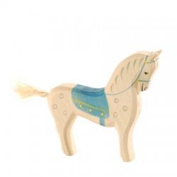Paard zadel II