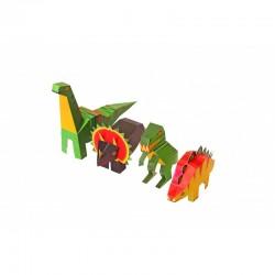 Pukaca Dinosaurussen set