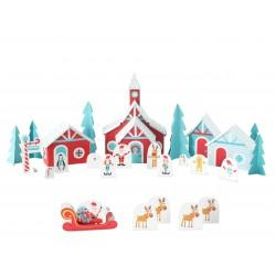 Pukaca Kerstmis WInter Set