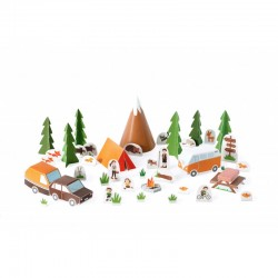 DAGAANBIEDING - Pukaca Camping Set DIY