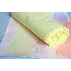 Katoenen Speeldoek geel XL