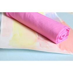 Katoenen Speeldoek roze XL