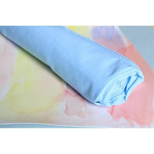 Sarah's Silks Katoenen Speeldoek lucht XL SHOWMODEL