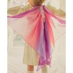 Sarah's Silks Speelzijden Vleugels bloesem