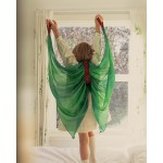 Sarah's Silks Speelzijden Vleugels Bos