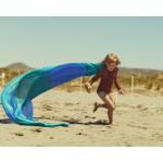 Sarah's Silks Speelzijde large oceaan