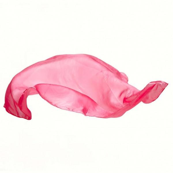 Sarah's Silks Speelzijde medium roze