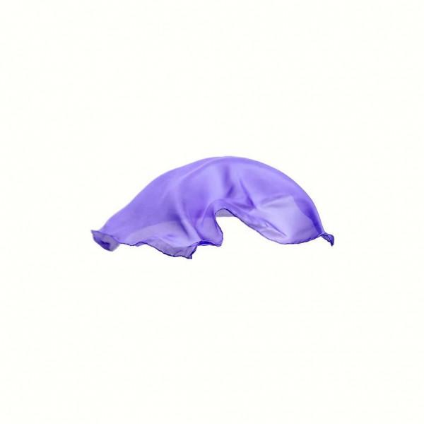 Sarah's Silks Speelzijde mini paars