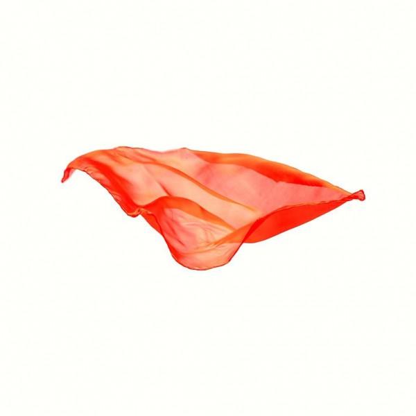Sarah's Silks Speelzijde mini rood