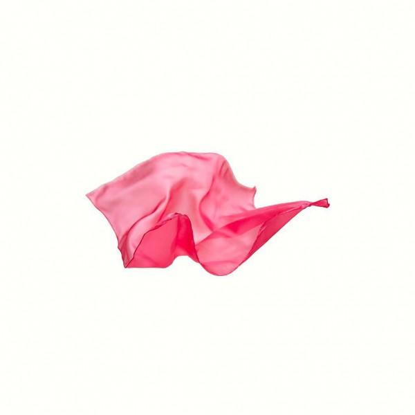 Sarah's Silks Speelzijde mini roze