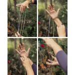 Sarah's Silks Regenboog touw spelletje