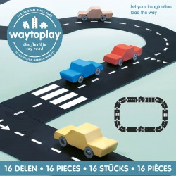 Waytoplay Expressway, 16-delig