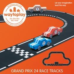 Waytoplay Grandprix, 24-delig