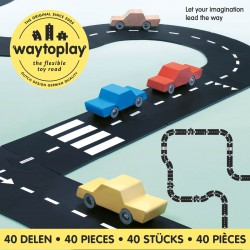 Waytoplay King of the Road, 40-delig