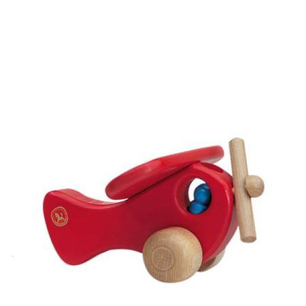 Ostheimer Vliegtuig rood