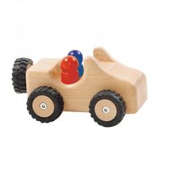 Jeep met rupsbanden