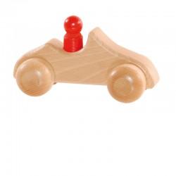 Cabrio met 1 mannetje