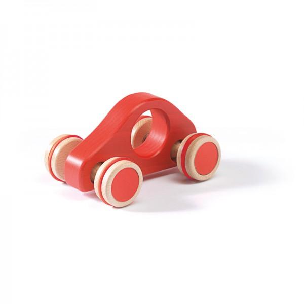 Ostheimer Auto Lenki Midi rood