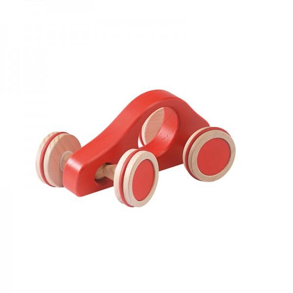 Grote auto Lenki Maxi rood