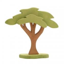 Steppenboom op steun