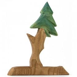 Dennenboom voor dwergen